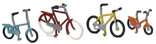 Artitec N 1//160 316.01 Fahrräder modern Fertigmodell OVP NEU
